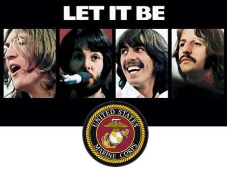 Beatles USMC