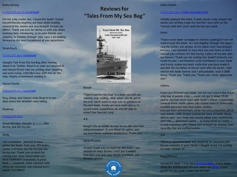 TFMSB Reviews Poster